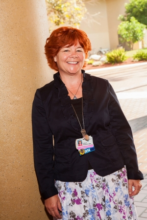 CMH's New Parent Resource Center Coordinator, Sheila Dedrick recently recognized by the Breastfeeding Coalition of Ventura County (BCVC).