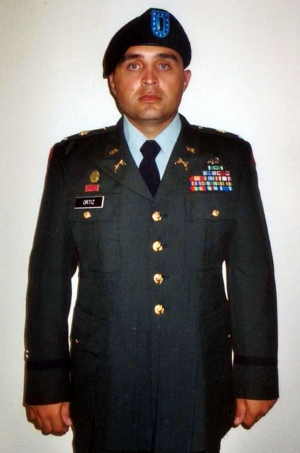 David M. Warnock-Ortiz, United States Army Warrant Officer One (WO1)