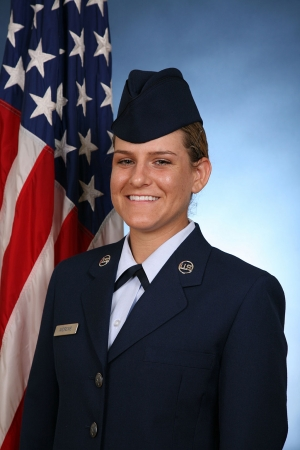 Airman Kailey Andrews Completes United States Air Force Training