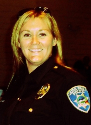 Santa Paula Police Officer Kimberly Hemminger