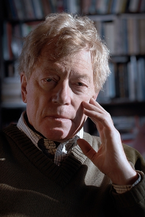 Roger Scruton. Photo credit: Pete Helme.