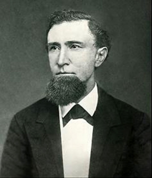 Royce G. Surdam, father of Bardsdale, who came to Ventura County in 1866 from New York, and became one of the county's first realtors.