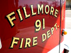 Fillmore Fire Department Blog