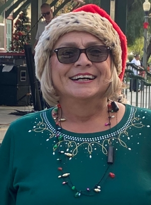 "Anna Ramos (aka ""Peter"") was chosen as this year's Piru Grand Marshal because of her devotion to the Piru community. She gives of herself unconditionally to her family, friends and the community. She defines Piru and what Piru is all about, being one - FAMILY. We were honored to have Peter as our Grand Marshal."