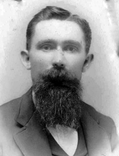 Hartley Sprague, owner of Rancho Sespe, whose father was convicted of the murder of T. Wallace.