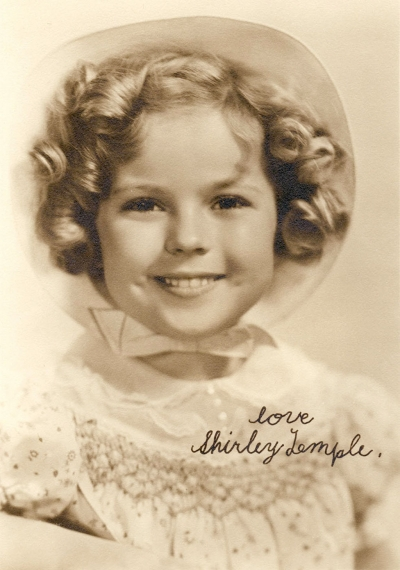 Shirley Temple – David Mason Collection