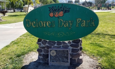Delores Day Park.