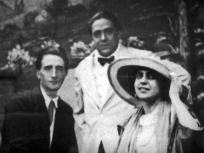 """Beato, Duchamp, Picabia"