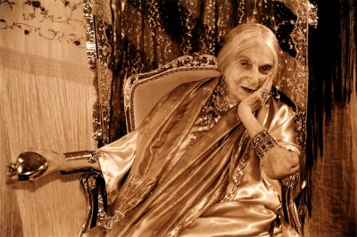 "Beatrice Wood portrait ""Young At Heart"" by Photographer Jill Stattler"