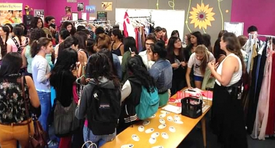 "Prom Dress Project"" is at it again, and this time, with the help of Big Brothers Big Sisters, distributed over 120 free prom dresses to students in Fillmore and Santa Paula."