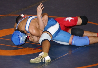 Fillmore Wrestling was defeated last Wednesday by only 1 point, 36-35.