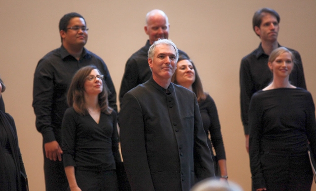 Wyant Morton and Areté Vocal Ensemble