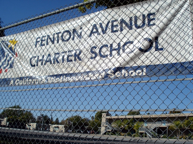 Fenton Avenue Charter School is one of the oldest and most successful charter schools in the State of California.  Located in Lake View Terrace, in the San Fernando Valley, becoming an independent charter school transformed the campus from a school with test scores in the early 90's in the single digits, to becoming a California Distinguished School with test scores that exceed virtually all the other regular public schools in the northeast San Fernando Valley.