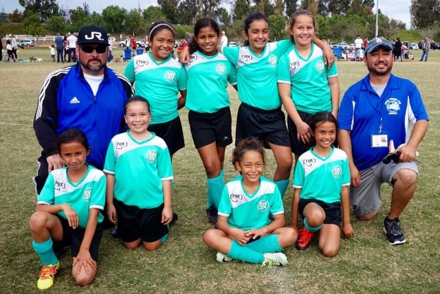 Fillmore's Electric Teal Eels will represent not only Fillmore, but all of Ventura County at the Section 10 League Championship Tournament Saturday February 18th, games will be held at Kern County Soccer Park, game times are as follows; 8am, 10:45am, and 1pm.