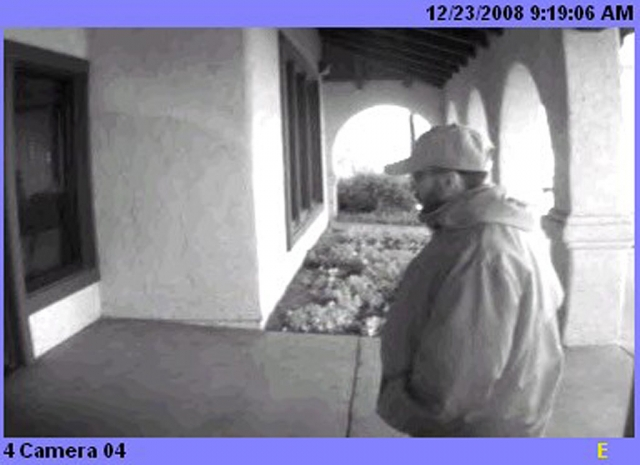 "Update: At 9:15am, a Santa Barbara Bank & Trust on Sespe Avenue in Fillmore, California, was robbed by an unidentified male described as Hispanic and in his early thirties; between 5'6"" - 5'8""; unshaven with a