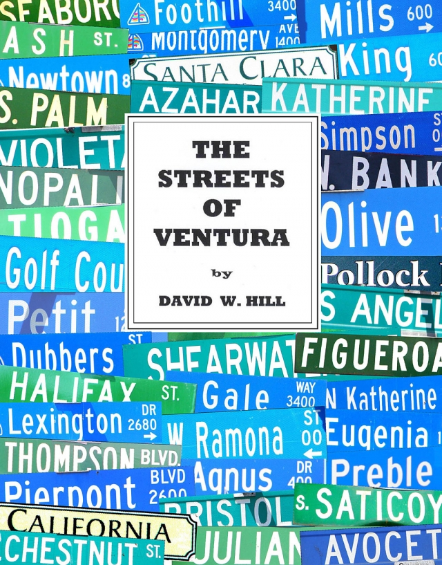 Book: The Streets of Ventura.