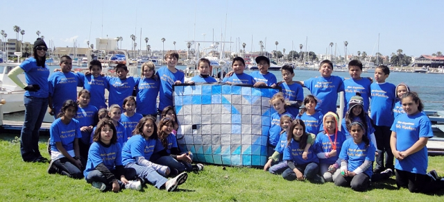 On March 14th after a week of encouraging their friends, families, and community members to log on to KHAY.com and vote for Mrs. Chisholm's 5th grade class at San Cayetano they found out they won a free whale watching field trip. The contest was sponsored by KHAY Country, a local country music station and Ranger 85 Sportfishing , which is located in the Channel islands Harbor. The students through findraising efforts were able to purchase matching t-shirts heavily discounted transportation to the harbor to board the boat. The students had a fantastic time and want to thank everyone who helped make this adventure possible. The trip took place on March 25th.