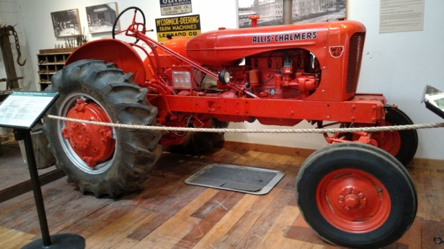 Rare, Original Tractors Illustrate the Evolution of Farming and Feeding Ventura County from 1914 to the present.
