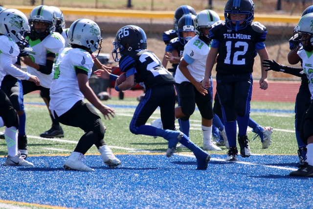 All So Cal Fillmore Bears Youth Football & Cheer Photos by Crystal Gurrola,