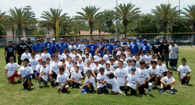 On Saturday, June 24th Fillmore High School Football hosted a Youth Football Camp from 9:30am – 12pm on the Fillmore High School Football Field. The Camp was a huge success with nearly 100 youth football players attended.
