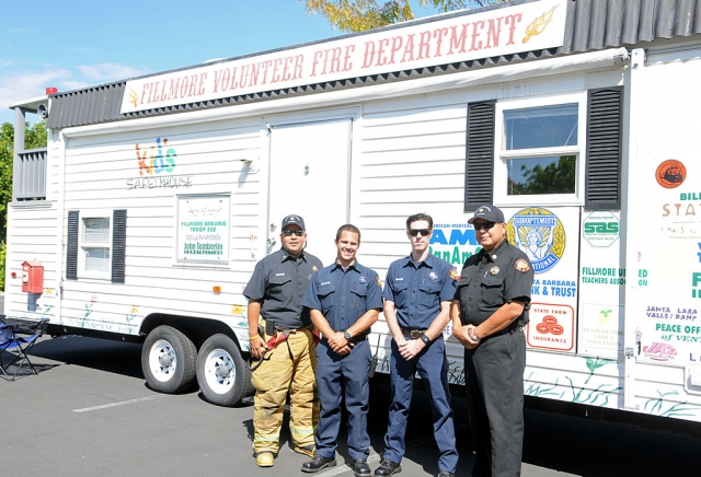 A Community Preparedness/Blood Drive was presented Saturday at the Church of Jesus Christ