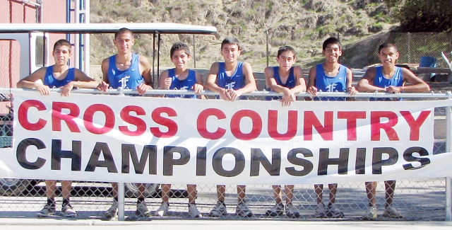 (l-r) Adrian Mejia, Hugo Valdovinos, Anthony Rivas, Jose Almaguer, Alexander Frias, Alexander Gonzalez and Jordan Mendoza. Alternates (not in photo) are Jovani Oregon and Ruben Cruz.