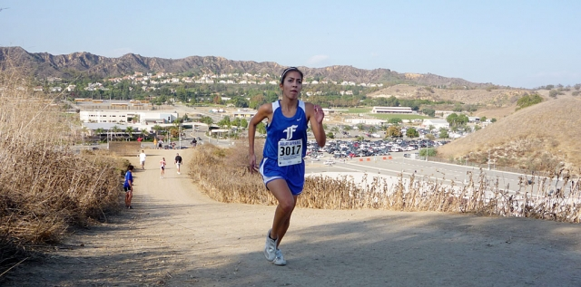 Andrea Barrera placed 6th in her race as an individual runner and qualified for the CIF Finals which will take place this Saturday. Andrea has an excellent chance of making it past finals and going on to the State Championships.