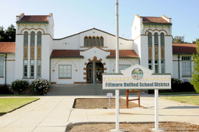 Fillmore Unified School District Board of Trustees and Fillmore Superintendent Dr. Adrian E. Palazuelos agreed on a mutual separation. After seven years of service Dr. Palazuelos left the District at the end of business on March 5, 2021.