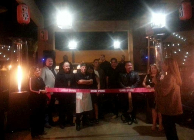 Fillmore Chamber of Commerce Board of Directors joined Genmai Sushi as they celebrated their Grand Opening on November 14.  We would also like to thank the City of Fillmore City Council for joining us. We thank Genmai Sushi for coming to Fillmore.