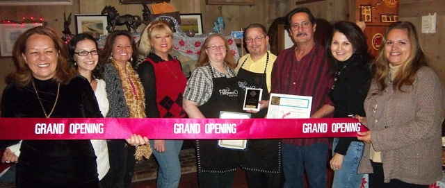 The Fillmore Chamber of Commerce had a grand opening this weekend for two businesses in town.