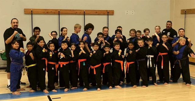 Perce's Kenpo Karate has their 19th Annual Karate Tournament on October 3 at Fillmore Middle School. They had over 152 students compete from Ventura and Los Angeles. Students also came from Bakersfield, and Folsom California. Congratulations to all the students who competed, we are very proud of you.