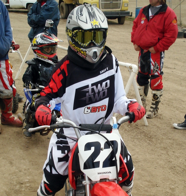 Fillmore's Blake Boren raced motocross at the ventura fairgrounds on may 12th in the 65cc kids 5-12 division. In Blake's heat, he placed 2nd. In the main race, Blake holeshots and ran 2nd for five laps and got caught up with a lap rider and placed 3rd for the night.