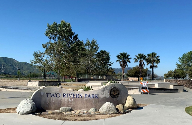 The City of Fillmore has closed the skatepark and Pump Track at Two Rivers Park due to Stay-At-Home violations. The closure will be enforced until further notice.