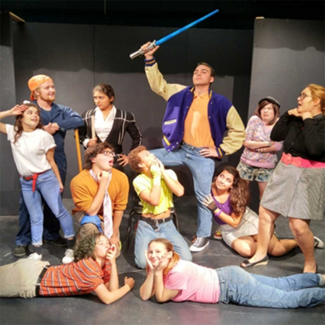 Fillmore High School Drama Club announces new production to open in November.