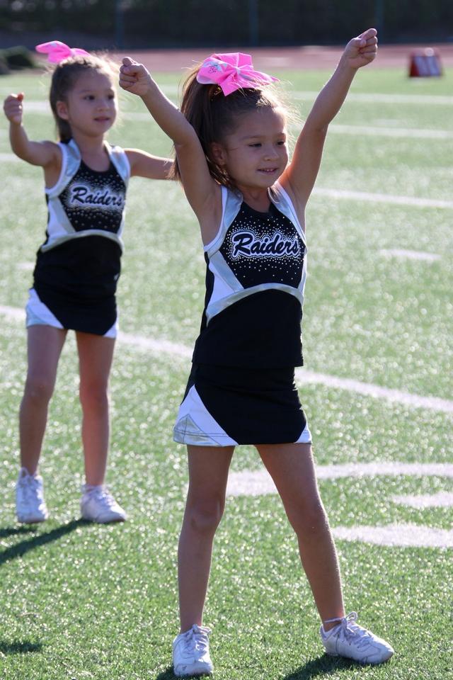 Youth Running Shorts Jimena Girl Cheer Practice Shorts