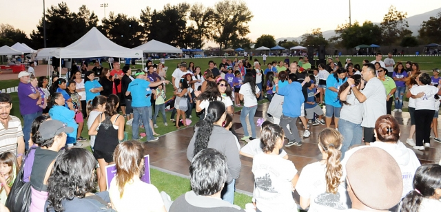 Fillmore and Piru residence held their Annual Relay for Life walk this past Saturday. The event took place at Shiells Park and ran for 24 hours. It began at 10:00 am. The event had approximately 475 residents and brought in close to $71,000. Their goal is $75,000 and the money is still coming in.