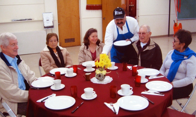 Starting February 15, Saint Francis Church of Assisi Church will be serving breakfast to seniors (60 years or older). All seniors are welcome. They will be serving from 8 am till 9:30 am, Monday through Friday. A small donation will be accepted.