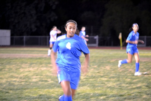 Lady Flashes fell 3-0 to Nordhoff High School. Nayeli Baez # 17 & Esmeralda Murillo #99 played well for the lady flashes.