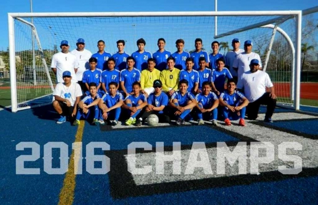 Dear Parents, Students and Friends: FHS is proud to announce that our Boys Soccer team has made it to the CIF semi-finals. We play Dunn tomorrow starting at 5pm at the football field. Please come out to root for FHS Flashes Boys soccer team! The finals are in Los Angeles so this the last time you can see the team play at home. Admission is FREE! See you there!