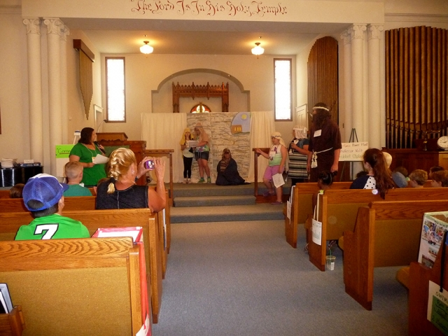 VBS at Bardsdale Methodist