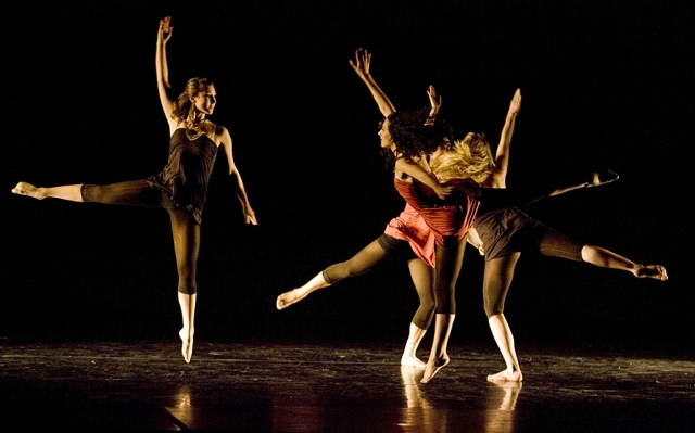 The Ventura College Dance Department with guest choreographers bring a wide range of dance to the VC Theatre on December 4 through 6.