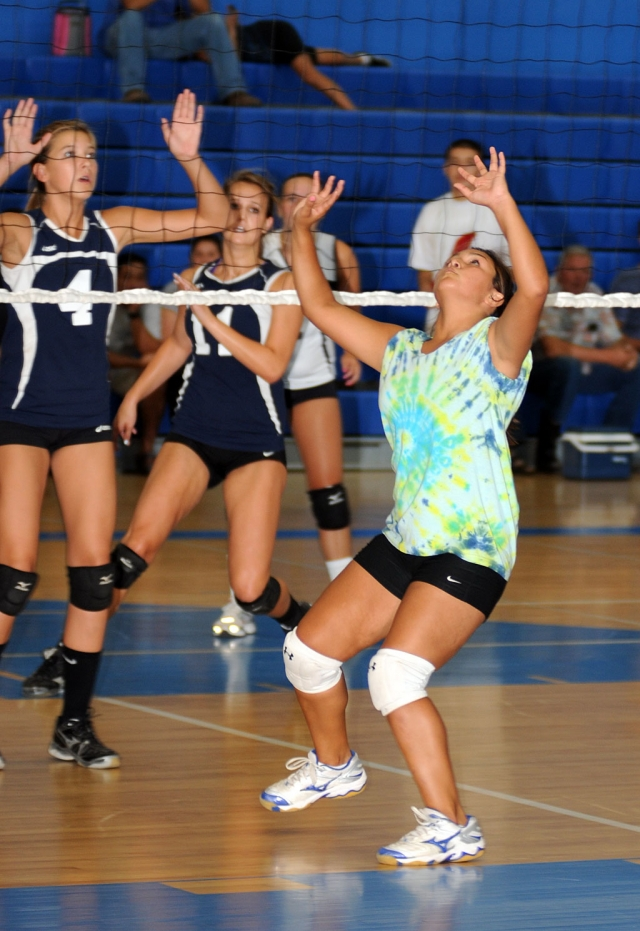Fillmore Flashes Girls Volleyball held a scrimmage against Villanova, Tuesday, August 30th. The season will begin next Thursday.