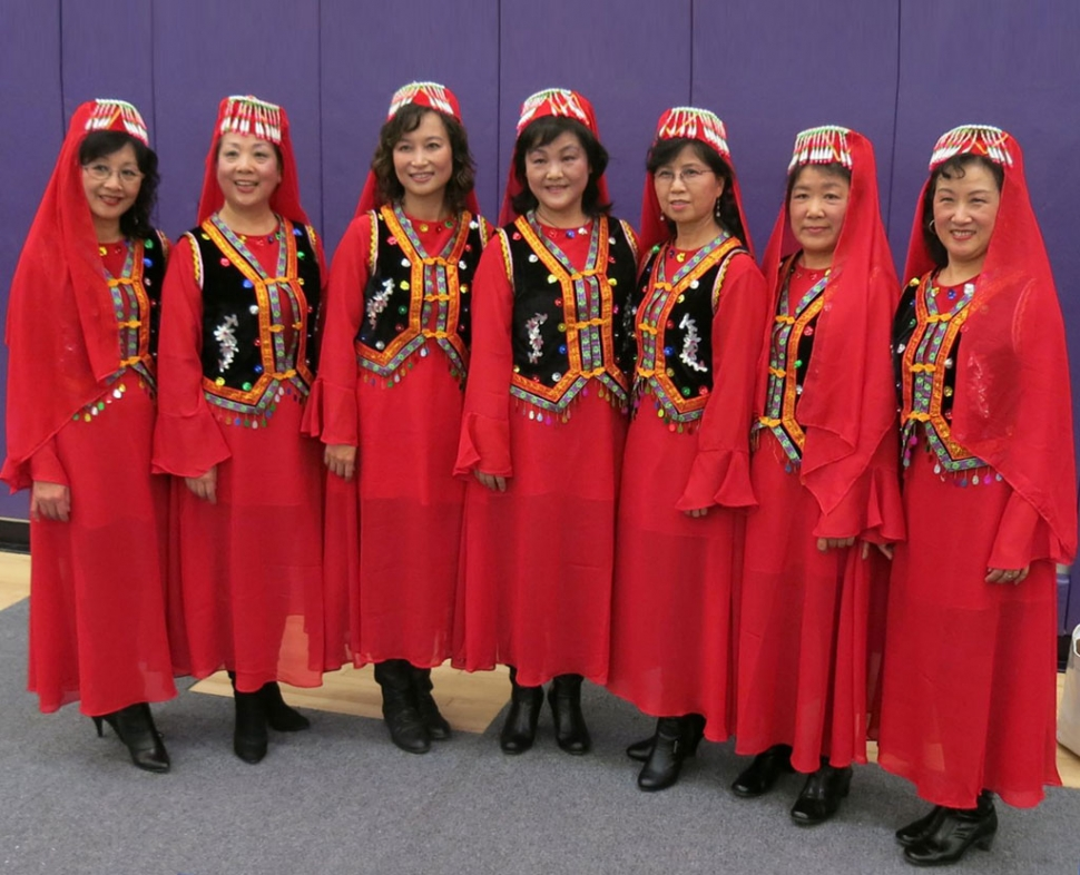 Thousand Oaks Chinese Folk Ensemble