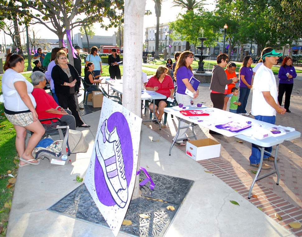 Fillmore/Piru Relay for Life held their Kick Off event in front of City Hall Last Thursday. They registered close to 29 teams; their goal is to reach 60 teams. The actual event will take place September 13 & 14 and will be held at the Fillmore High School Baseball field.