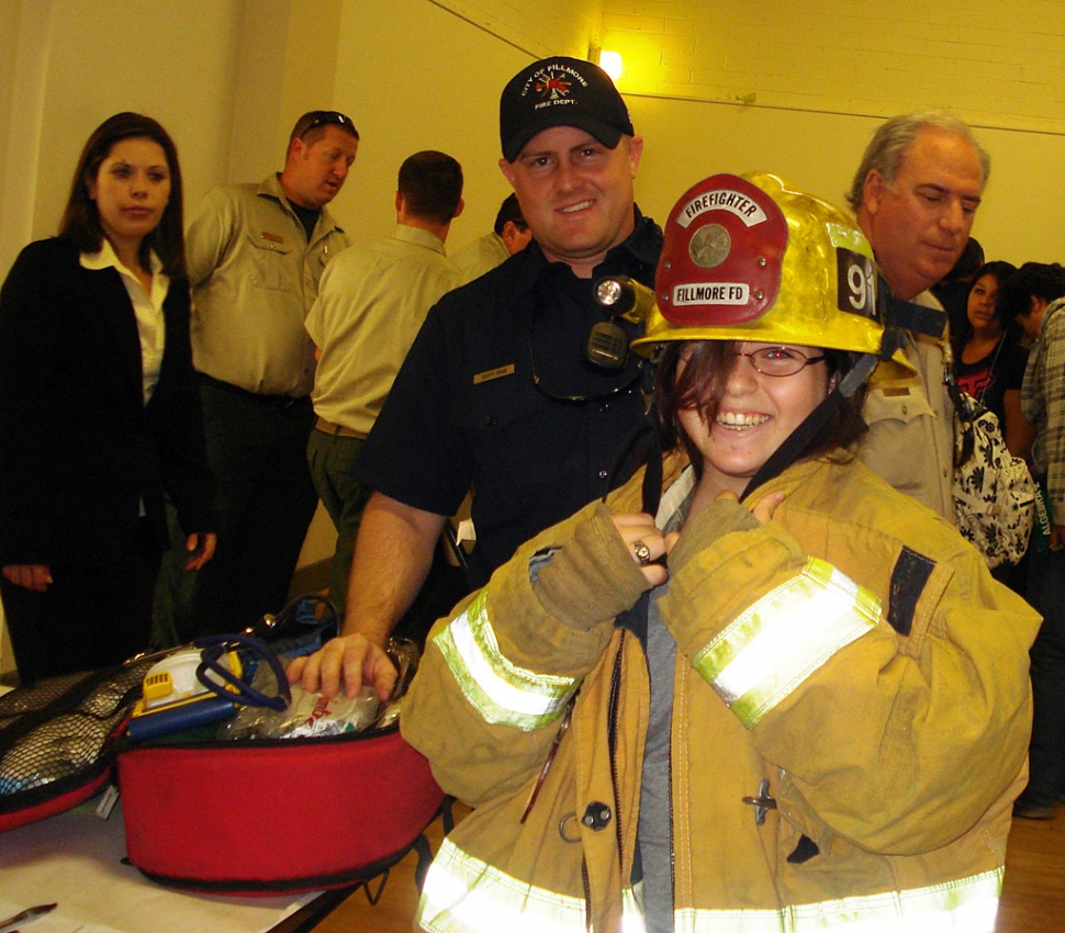 FHS Career Day was held Friday, November 7th.