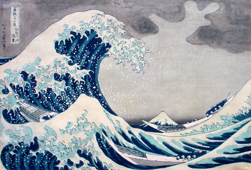 Great Wave.