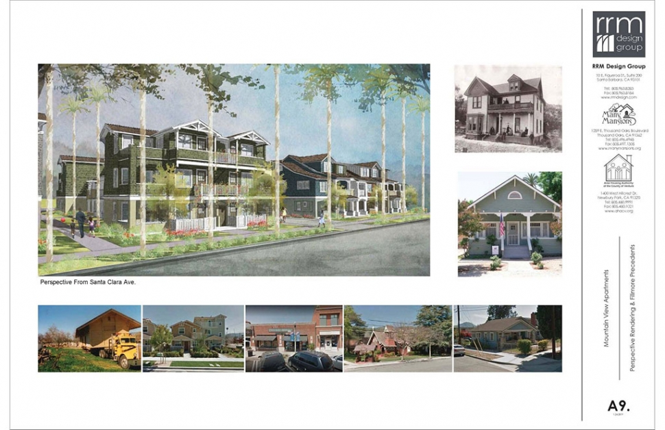 If you expressed interest in seeing if you qualify/apply to live in the new affordable apartments project in Fillmore, Many Mansions created an email address to receive community interest inquiries and for the Fillmore community members to join an interest list. To request to join the interest list: Mountainviewapartments@manymansions.org. Above and below are renderings of the final project when complete. Courtesy City of Fillmore Facebook Page.