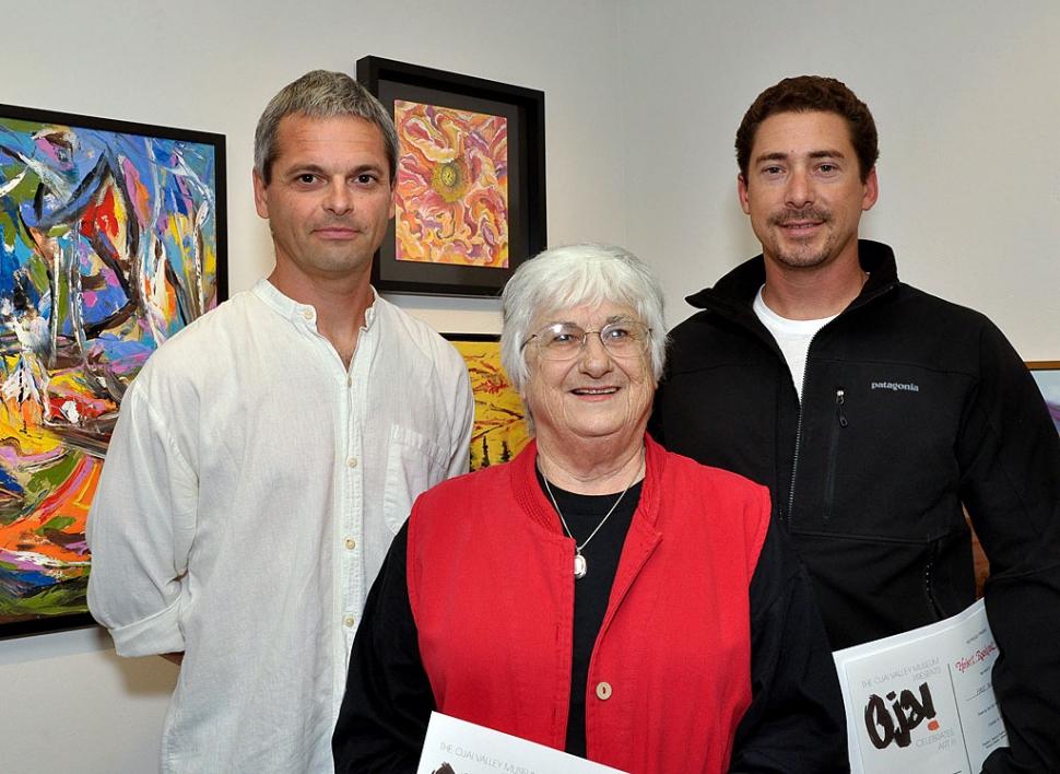 ojai valley museum awards cash prizes to regional artists. Black Bedroom Furniture Sets. Home Design Ideas