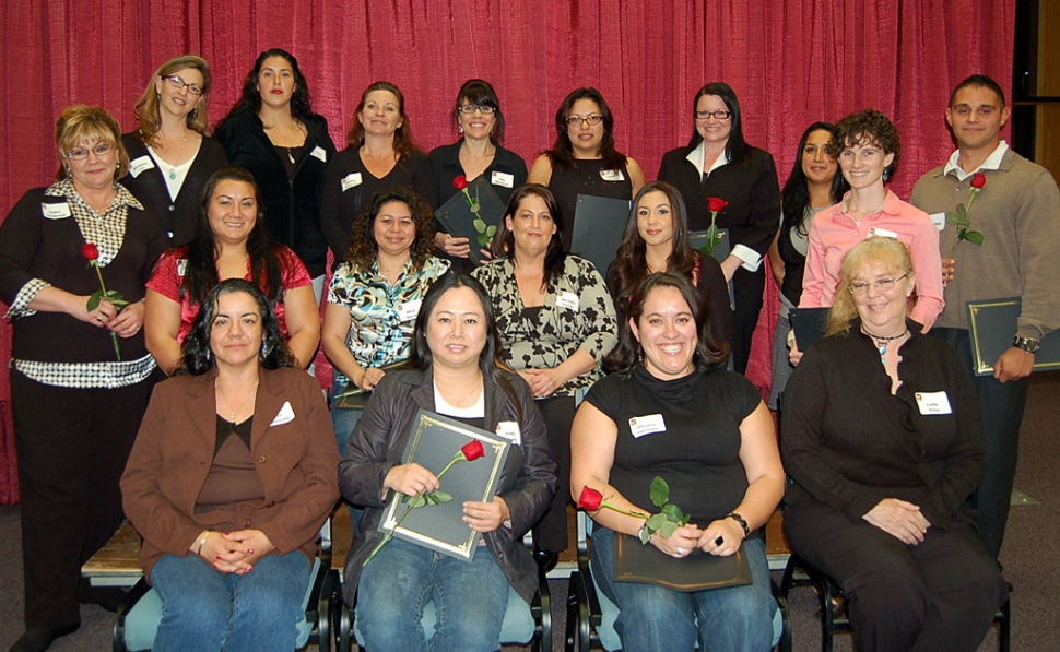 2009 Phoenix Scholarship Recipients: 