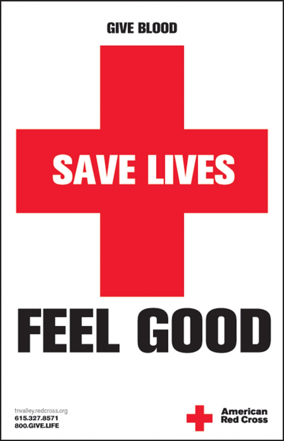 Give Thanks By Giving Blood Through The Red Cross This Holiday Season